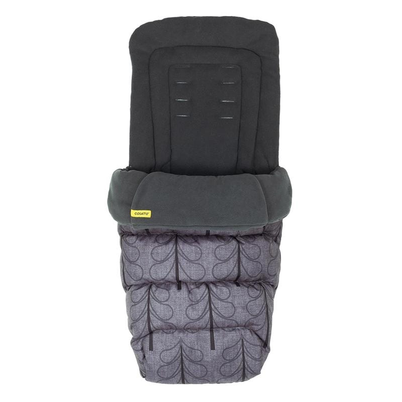Cosatto Universal Footmuff Fika Forest Footmuffs & Liners CT4146A 5021645055816