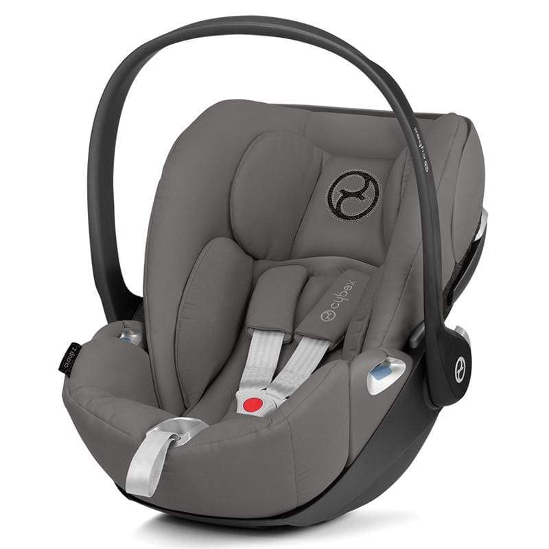 Cybex Cloud Z i-Size Soho Grey 2020 Collection Baby Car Seats 520000005 4058511800929