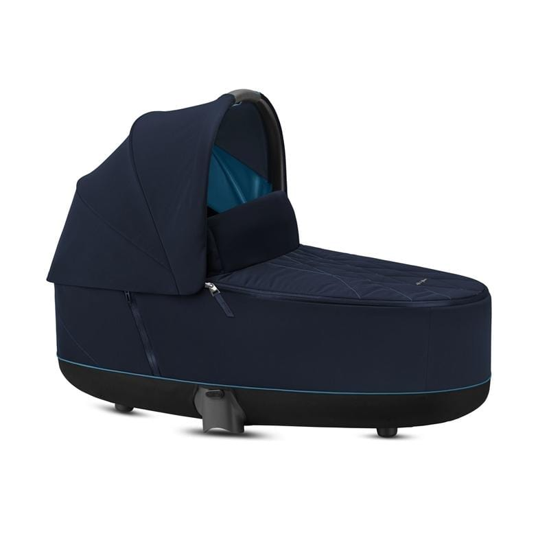 Cybex Priam Lux Carrycot Nautical Blue Chassis & Carrycots 520000745
