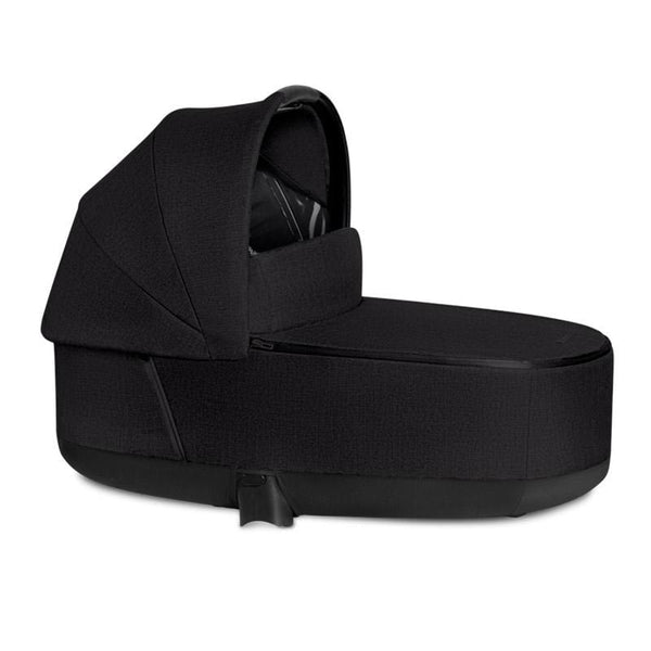 Cybex Priam Lux Carrycot Plus Stardust Black Chassis & Carrycots 519004101 4058511733883