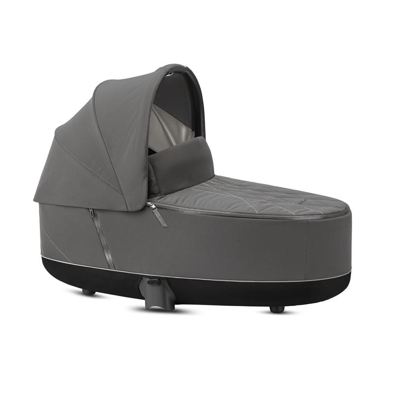 Cybex Priam Lux Carrycot Soho Grey Chassis & Carrycots 520000755