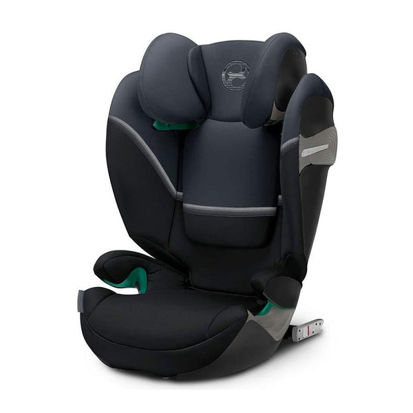 Cybex Solution S i-Fix Granite Black Highback Booster Seats 520002422 4058511910444