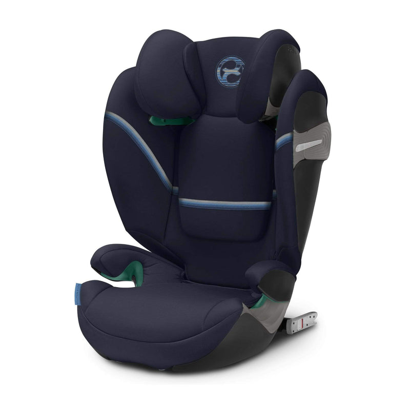 Cybex Solution S i-Fix Navy Blue Highback Booster Seats 520002410 4058511909240