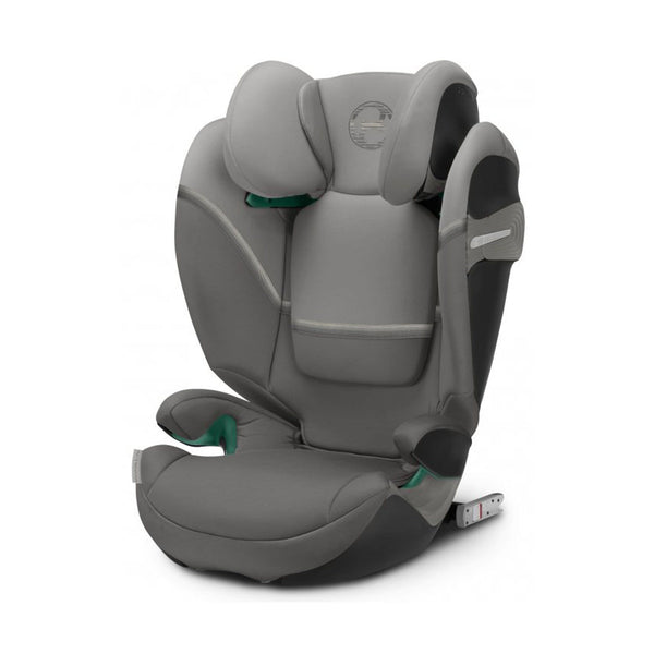 Cybex Solution S i-Fix Soho Grey Highback Booster Seats 520002420 4058511910246