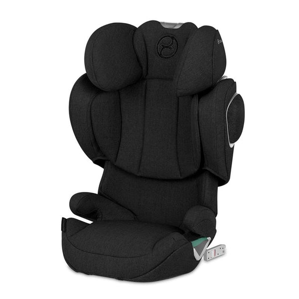 Cybex Solution Z i-Fix Plus Deep Black Combination Car Seats 520002404