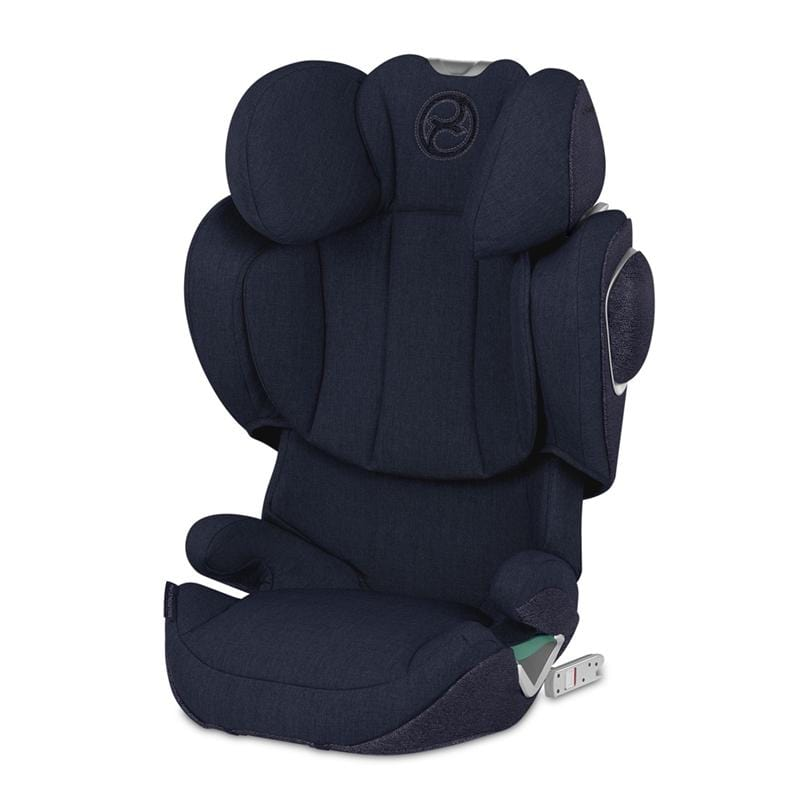 Cybex Solution Z i-Fix Plus Nautical Blue Combination Car Seats 520002392