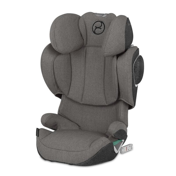 Cybex Solution Z i-Fix Plus Soho Grey Combination Car Seats 520002402