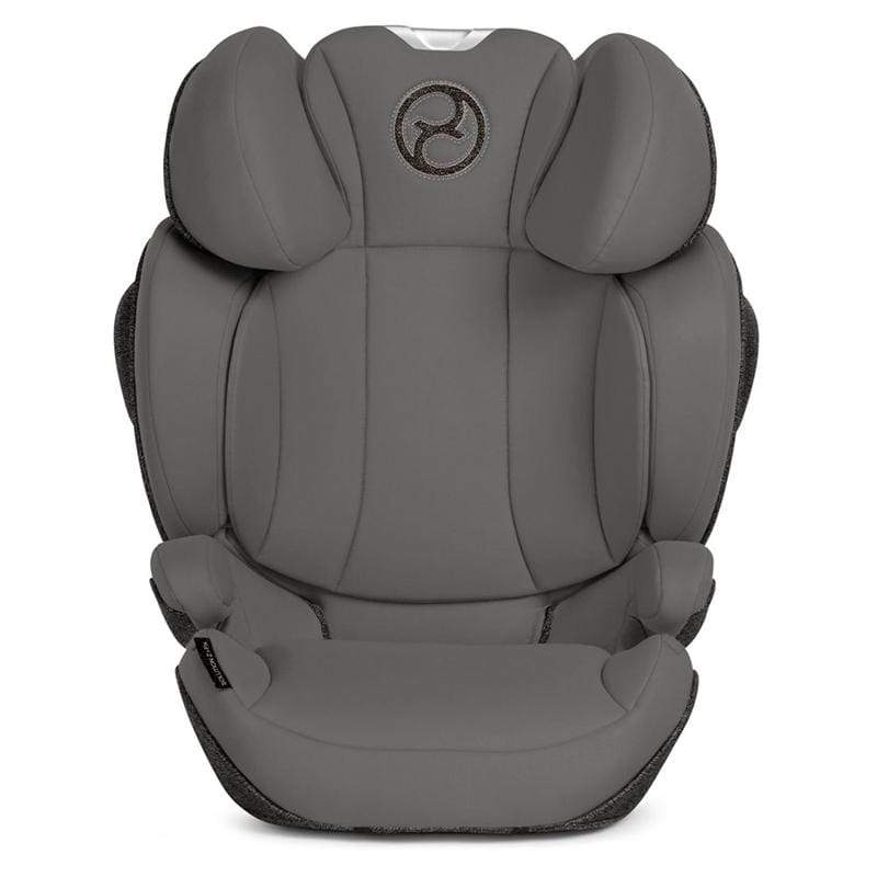 Cybex Solution Z i-Fix Soho Grey Combination Car Seats 520002388 4058511907246