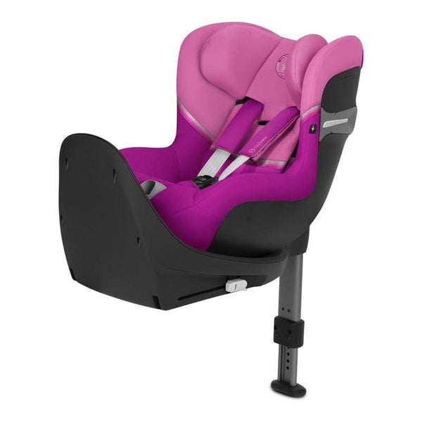 Cybex Sirona S i-Size Car Seat Magnolia Pink Swivel Car Seats 520000505 4058511830049