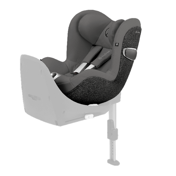 Cybex Sirona Z i-Size Car Seat Soho Grey Combination Car Seats 520001009 4058511860084