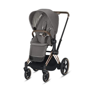 You added <b><u>Cybex e-Priam Pushchair Rose Gold/Soho Grey 2020</u></b> to your cart.