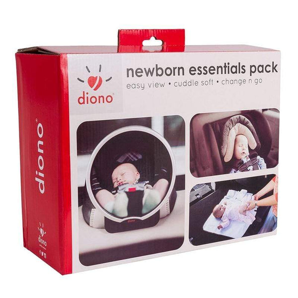 Diono Newborn Essentials Pack In Car Accessories 40660 677726406609