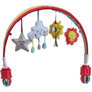 You added <b><u>East Coast Baby Sensory Say Hello Stroller Arch</u></b> to your cart.