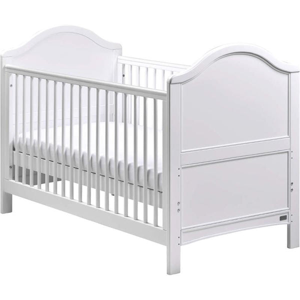 East Coast Toulouse Cotbed White Cot Beds 9045 5021669548493