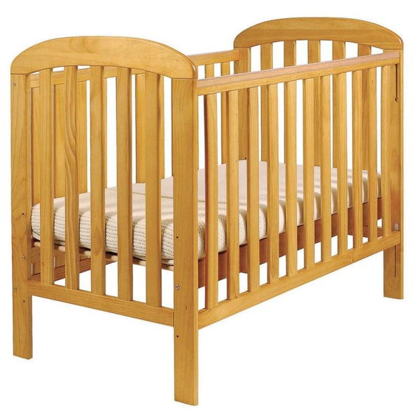 East Coast Anna Dropside Cot Antique Cots 4365ND 5021669803875