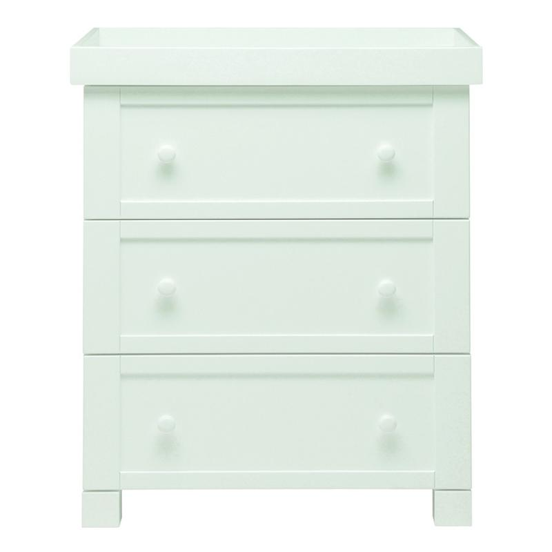 East Coast Montreal Dresser White Dressers & Changers 6898W 5021669822494
