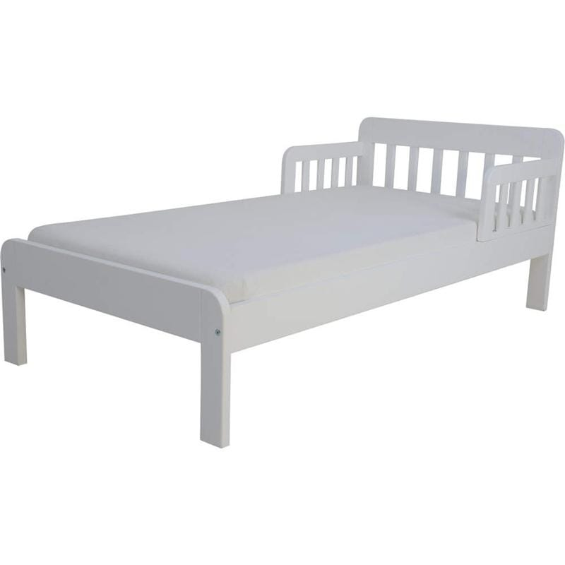 East Coast Dakota Toddler Bed White Toddler Beds 8971 5021669548219