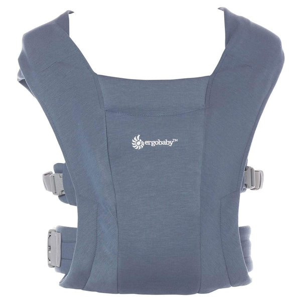 Ergobaby Embrace Carrier in Oxford Blue Baby Carriers BCEMAOXBLU 1220000200036