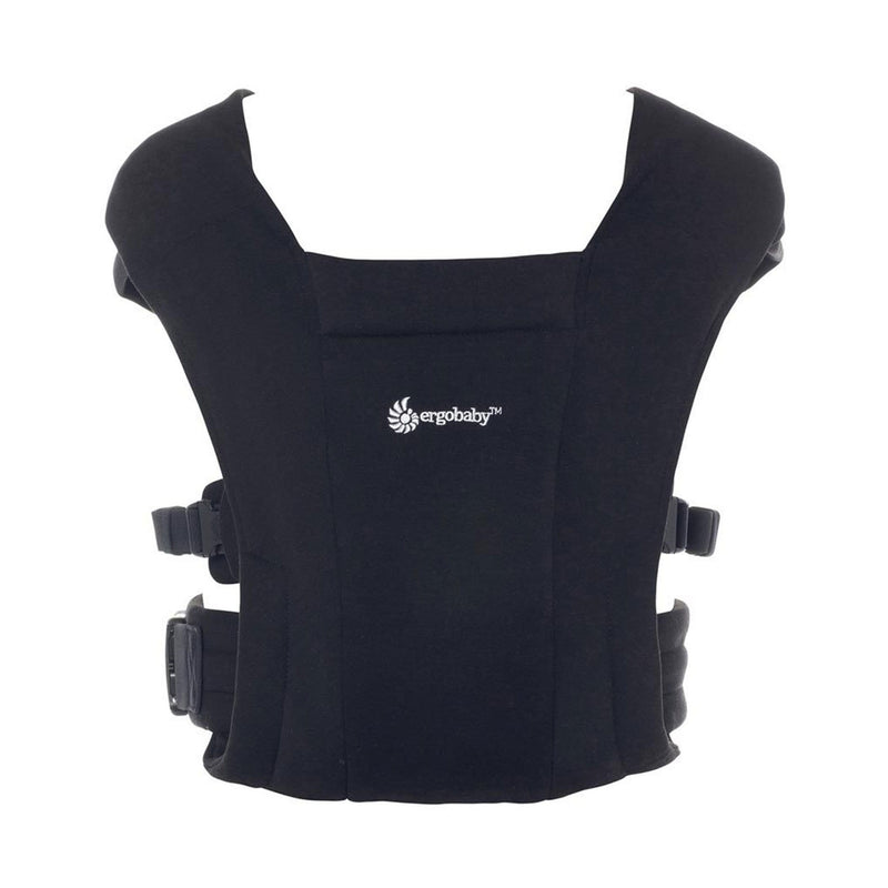 Ergobaby Embrace Carrier in Pure Black Baby Carriers BCEMABLK 1220000200005