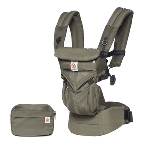 You added <b><u>Ergobaby Omni 360 Cool Air Baby Carrier Khaki Green</u></b> to your cart.