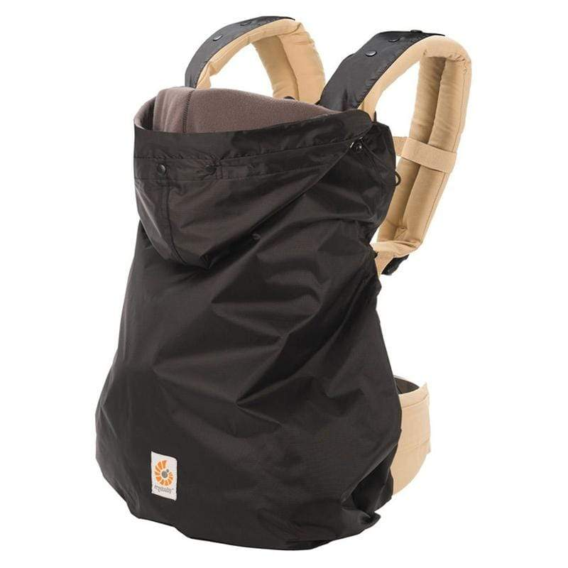 Ergobaby Weather Cover Black Baby Carriers 34.EBC-WCW2NL 8451970448811