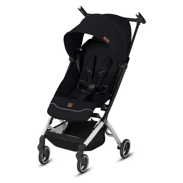 GB Pockit+ All-City Fashion Edition Velvet Black Pushchairs & Buggies 619000249 4058511572963