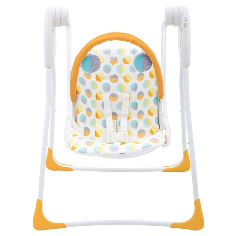 Graco Baby Delight Swing 80s Circle Baby Swings 1H95CIREU 5060624770302