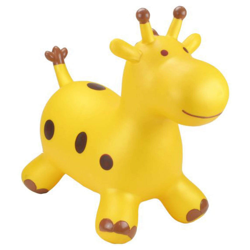 Happy Hopperz Gold Giraffe Push Along Toys HHZ004 5060267080394