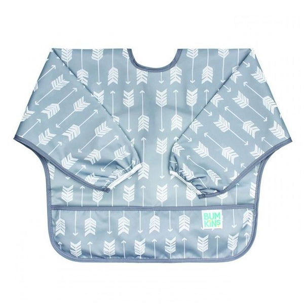 Bumkins Sleeved Bib Arrows Baby Bibs BUMKSU106 14292636939