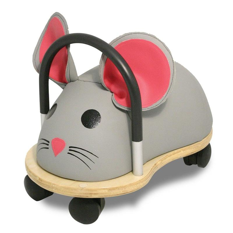 Hippychick Wheelybugs Large Mouse Christmas Shop WBMSL 5060062626803