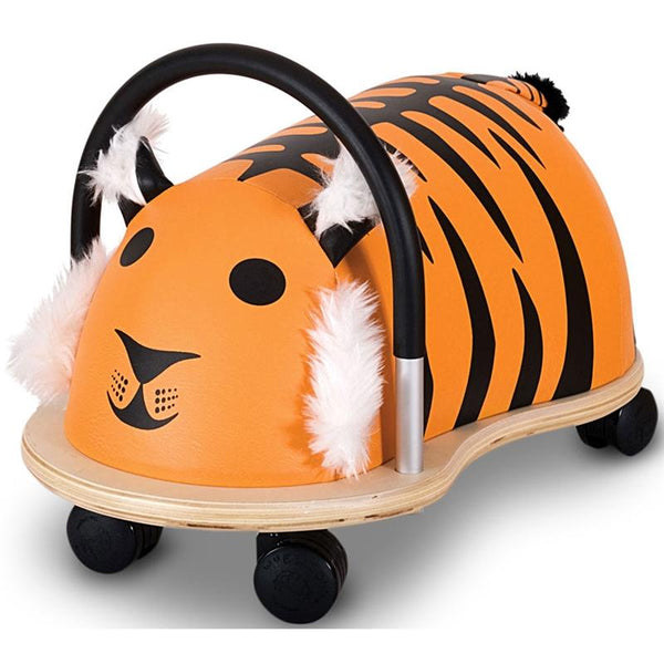 Hippychick Wheelybugs Small Tiger Christmas Shop WBTIGS 5060062627978