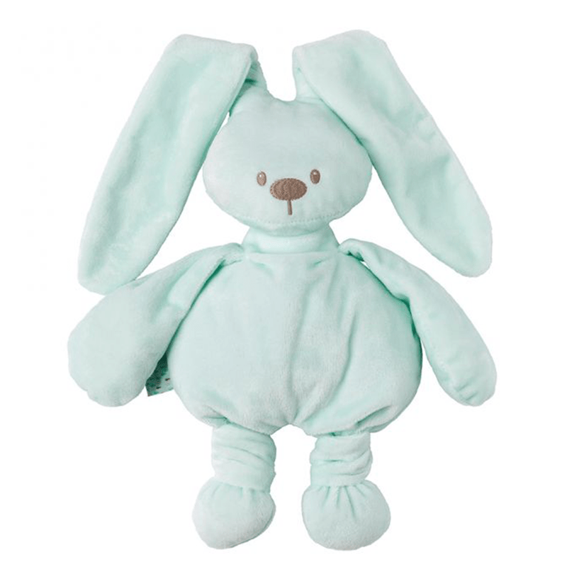 Nattou Lapidou Cuddly Toy Mint Green Soft Animals NATLAP878029 5414673878203