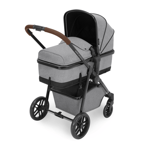 Ickle Bubba Moon 2-in-1 Pushchair Tan/Space Grey Baby Prams 10-005-000-015 0709016518966