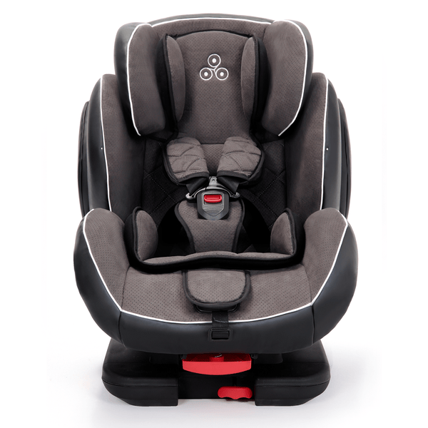 Ickle Bubba Solar Group 1/2/3 ISOFIX Car Seat Dark Grey Combination Car Seats 21-001-000-032 0700355998945