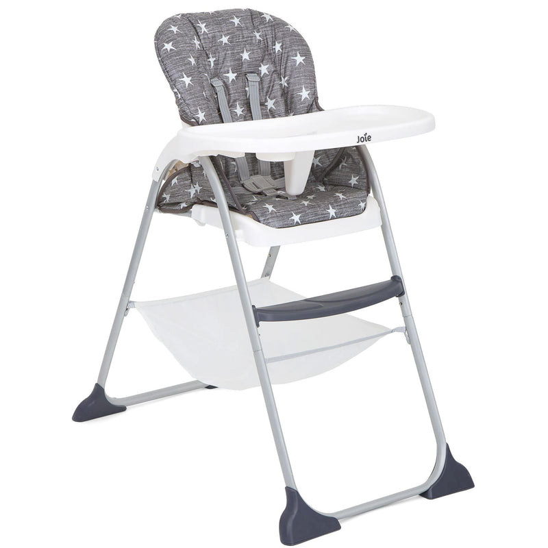 Joie Mimzy Snacker Highchair Twinkle Linen Baby Highchairs H1127AATWN000 5060264398256
