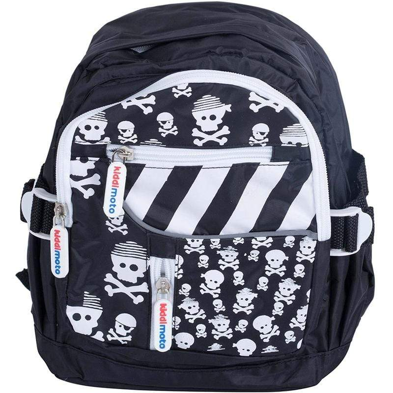 Kiddimoto Back Pack Small Skullz Changing Bags BSZ-S 5060262725207
