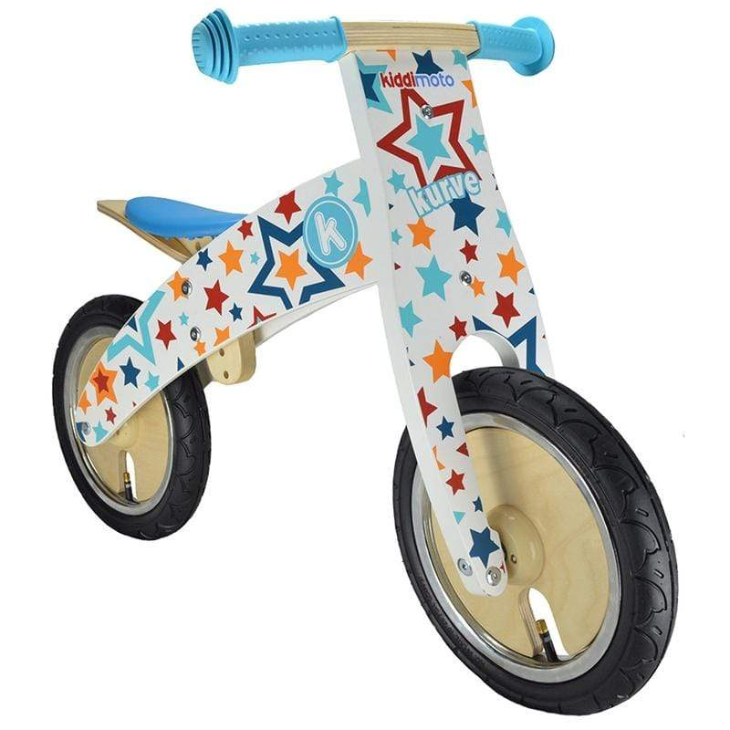 Kiddimoto Kurve Stars Balance Bike Christmas Shop 650 5060262725573