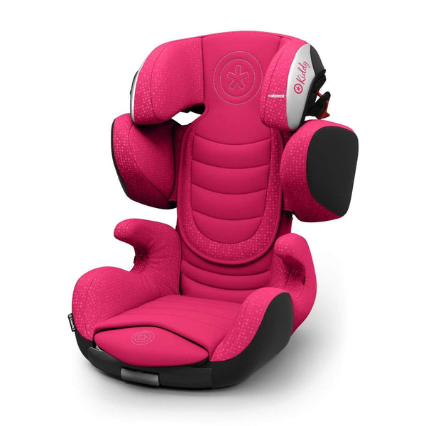 Kiddy Cruiserfix 3 Rubin Pink Toddler Car Seats 41523CF189 4009749372856