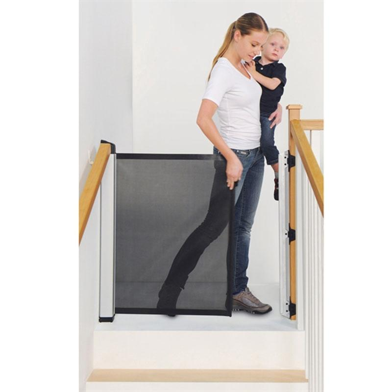 Lascal Kiddyguard Avant Gate Black Stair Gates & Safety Gates AKIG-KG-6P 7330863125033