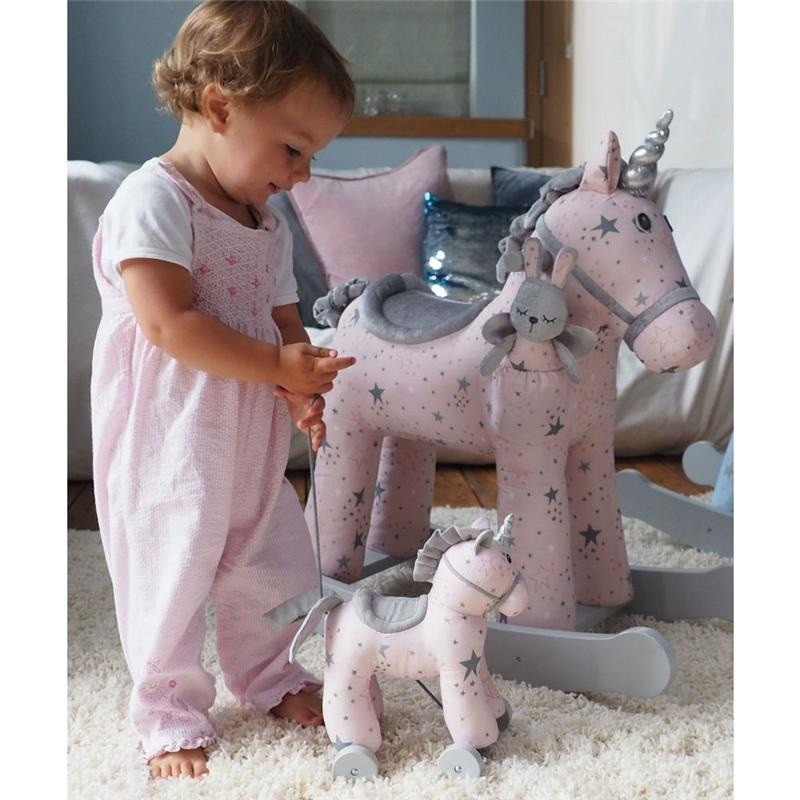 Little Bird Told Me Celeste & Fae Rocking Unicorn 12m+ Rocking Horses LB3076 5060205532091