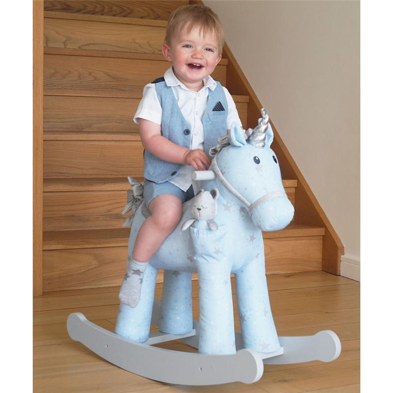 Little Bird Told Me Moonbeam & Rae Rocking Horse 12m+ Rocking Horses LB3084 5060205532367