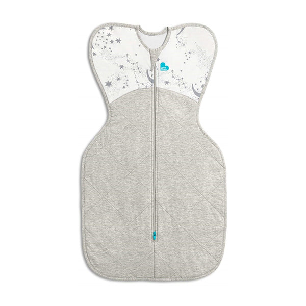Love to Swaddle Up Small Warm Moon & Stars Swaddling, Shawls & Blankets LMWW-SM-MS