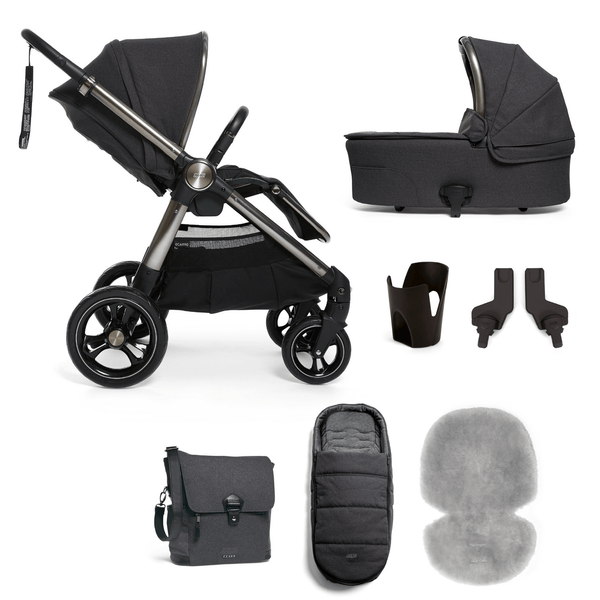 Mamas & Papas Ocarro 7-Piece Essentials Kit Onyx Baby Prams 6192W9002 5057232541417