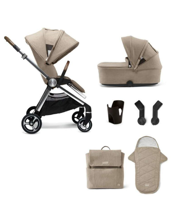 Mamas & Papas Strada 6 Piece Essentials Kit Cashmere Pushchairs & Buggies 6188A0100 5057232507369