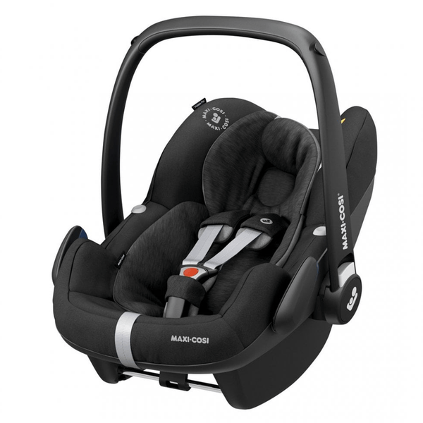 Maxi-Cosi Pebble Pro i-Size Essential Black Baby Car Seats 8799672300 8712930155317