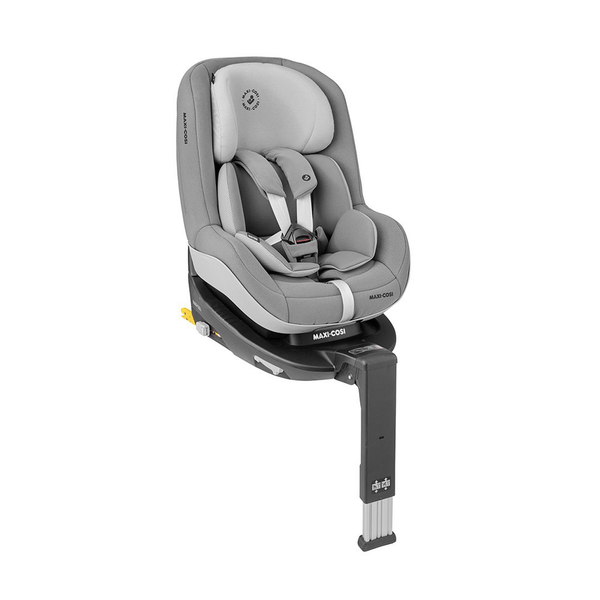 Maxi-Cosi Pearl Pro 2 Car Seat & FamilyFix 2 Base Authentic Grey Extended Rear Facing Car Seats 6442-GRY 8712930160366
