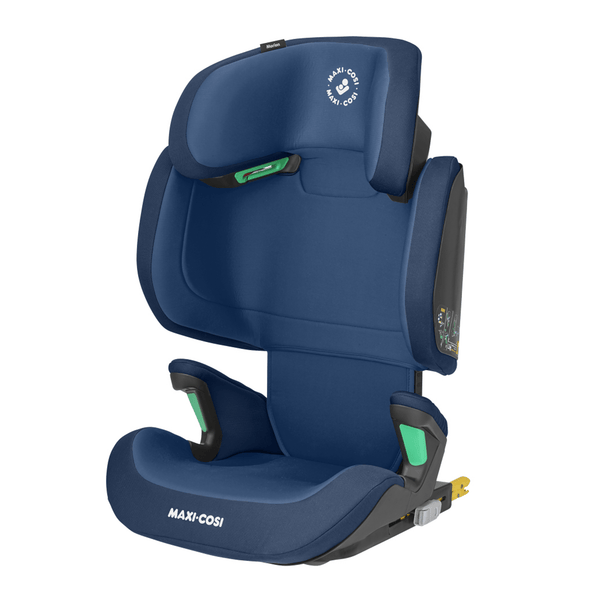 Maxi-Cosi Morion i-Size Highback Booster Basic Blue Highback Booster Seats 874285110 8712930163053