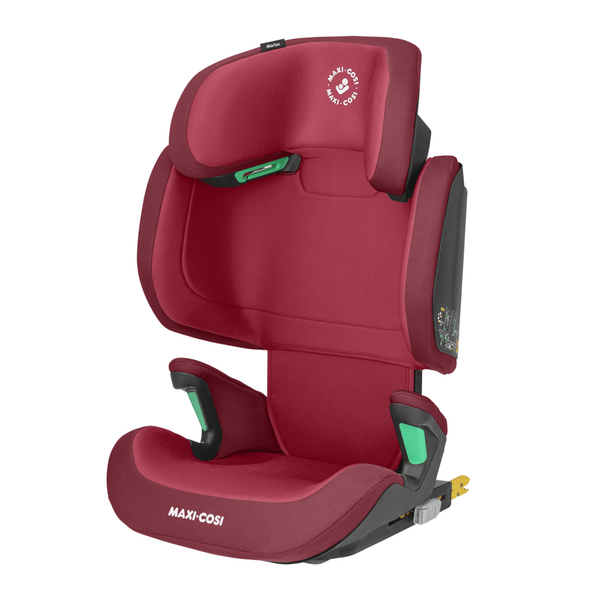 Maxi-Cosi Morion i-Size Highback Booster Basic Red Highback Booster Seats 8742871110 8712930163046