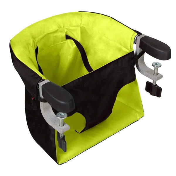 Mountain Buggy Pod Portable Highchair Lime Baby Highchairs