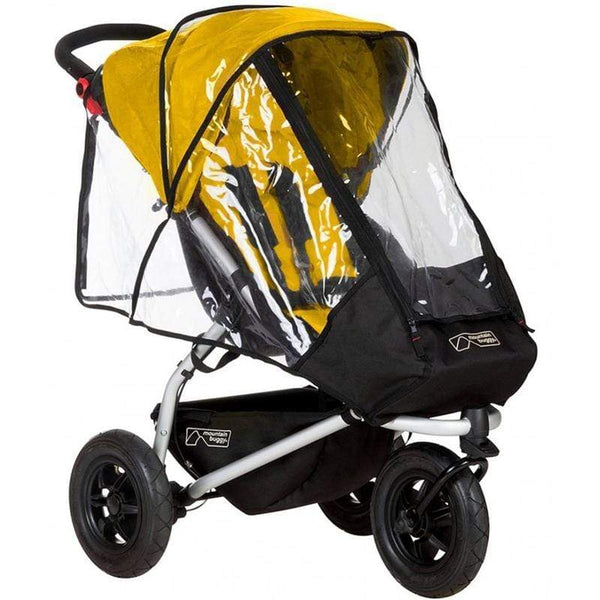 Mountain Buggy Swift 3 Rain & Storm Cover Raincovers & Baskets SWISC-V1-9999 9420015754094